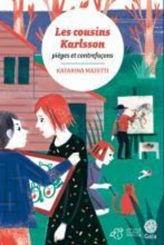 """Afficher """"Les cousins Karlsson Tome 8 - Pièges et contrefaçons"""""""